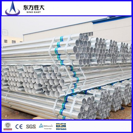 hot dip galvanized PE PP ABS coated steel pipe