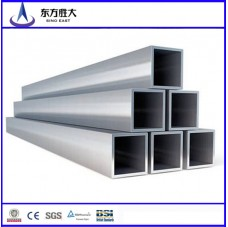 erw astm Q195 galvanized square steel pipe made in China