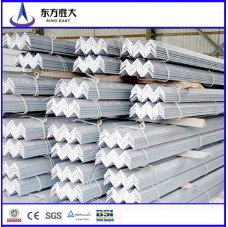 Good Quality Hot Rolled Q235B Q345B Steel Angle Bar