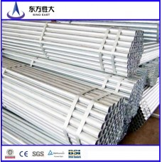 bs 1387 astm a53 stainless weld hot dipped galvanized steel pipes in China