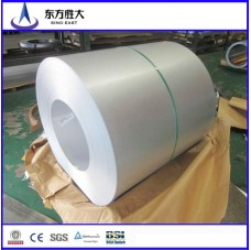 dx51d z100 zinc galvanized steel coil supplier in China