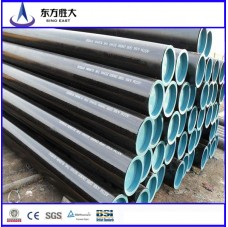 API 5L Gr.B X52 X70 Black Seamless Steel Pipe