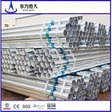 4 inch schedule 10 galvanized steel pipe for drinking water