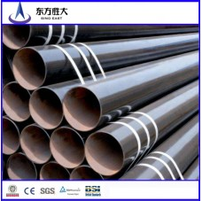 EMT conduit use ERW black carbon steel pipe