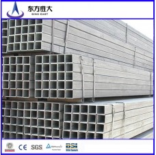 ASTM A500 Material Steel Pipe Square Steel Tube