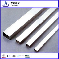High quality 321 stainless steel 0.1mm pipe