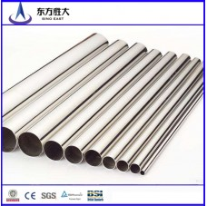 High quality hot dip galvanized steel tubing supplier for fluid transfer