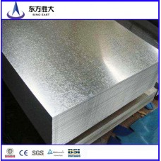 hot rolled galvanized steel sheet supplier in China