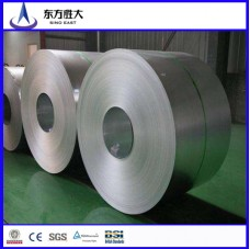 stocked dc01 hot dipped galvanized cold rolled steel coil
