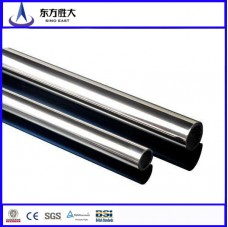 304 round stainless steel pipe with polish surface