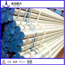 DN15-DN200 galvanized Round tubing supplier in China
