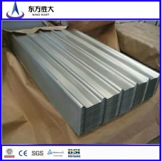 22 gauge corrugated steel roofing sheet supplier in China