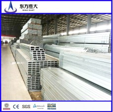 Factory price 1 inch square steel tubing