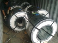 Export a lot of SPCC steel coil recently
