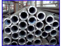 Seamless steel pipes for cylinders