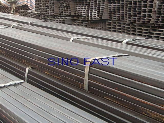Ms welded steel rectangular hollow section tube