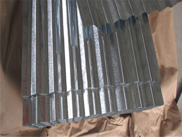 metal corrugated roofing materials