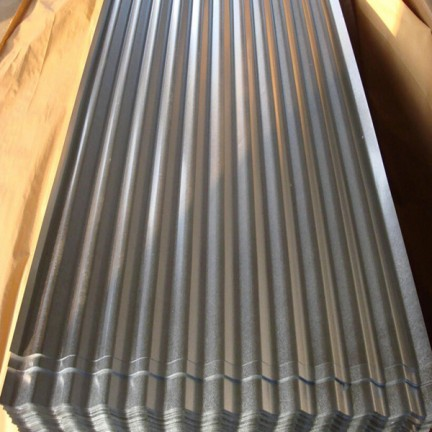 galvanized corrugated steel iron roofing sheets