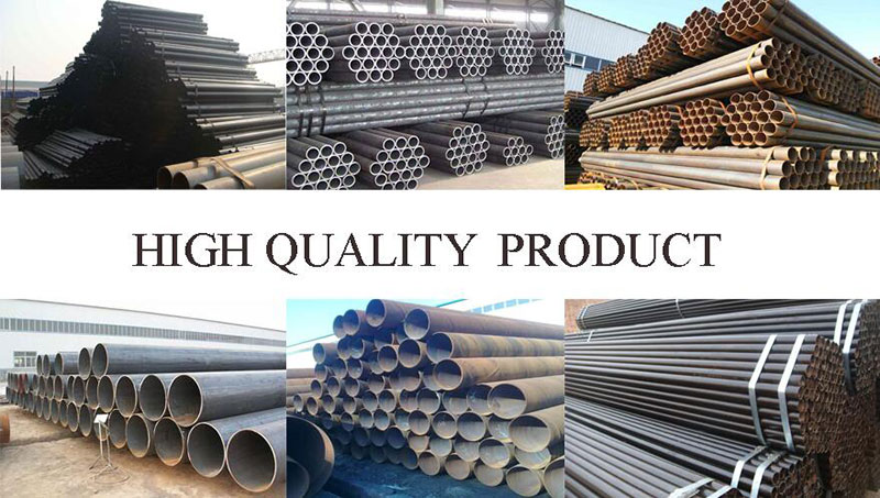 High Quality Welded Pipe